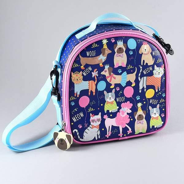 Floss & Rock Lunch Bags