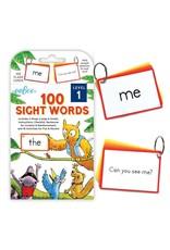 100 Sight Words by eeBoo - 1, 2 or 3