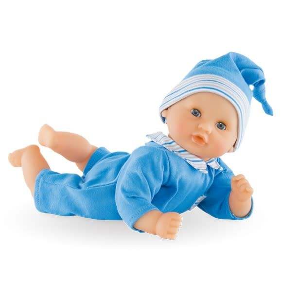 Bebe Calin Blue Dolle by Corolle