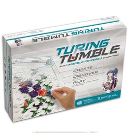 Turing Tumble Turing Tumble  Marble Run Logic Game