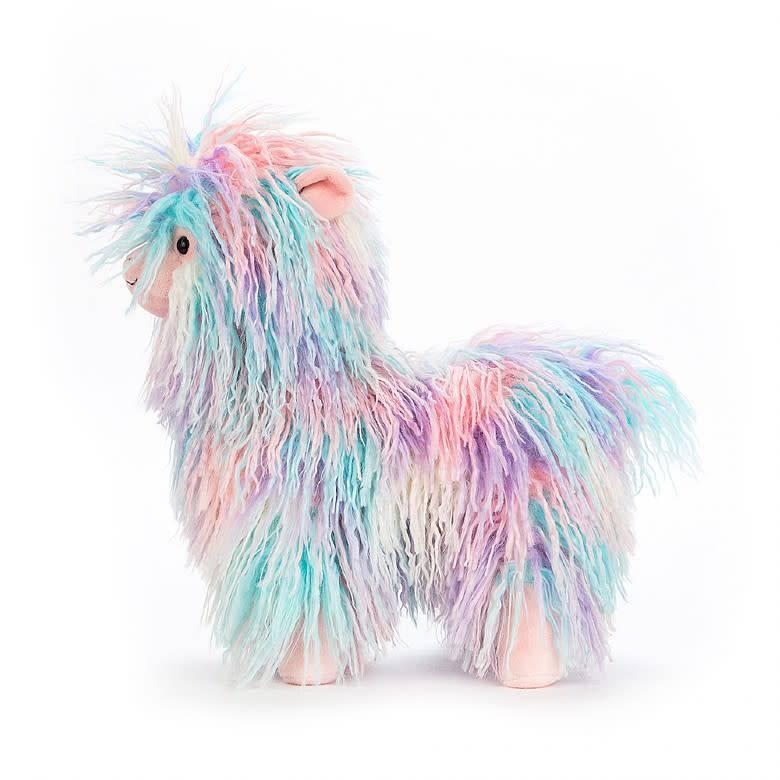 """Lovely Llama 13"""" by Jellycat"""
