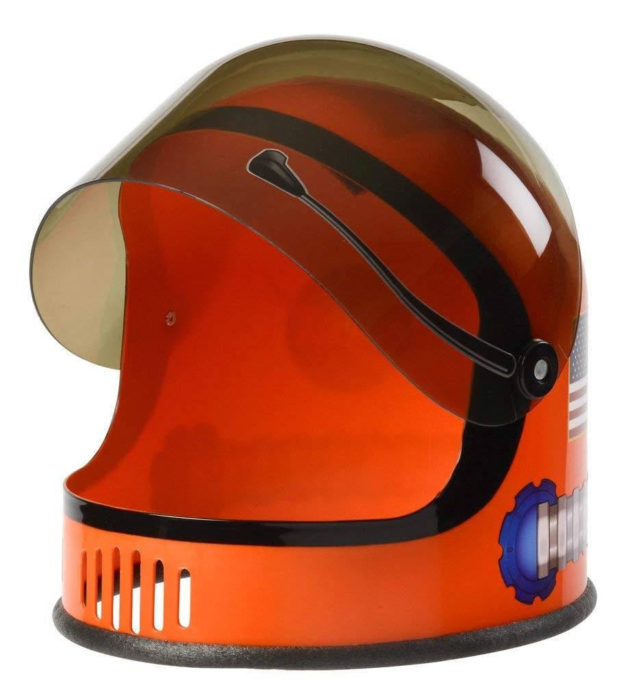 Aeromax Orange Astronaut Helmet