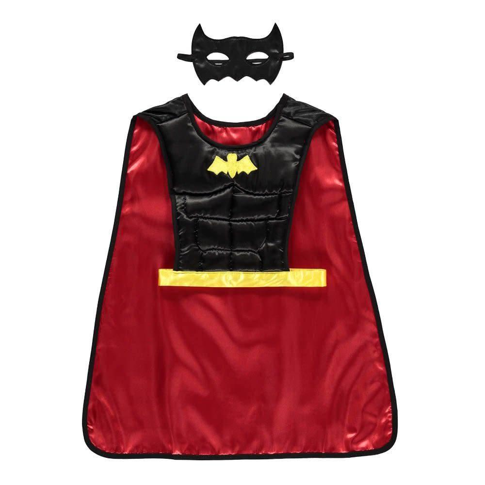 Rev. Superhero/Bat Tunic w/Mask (4-7)