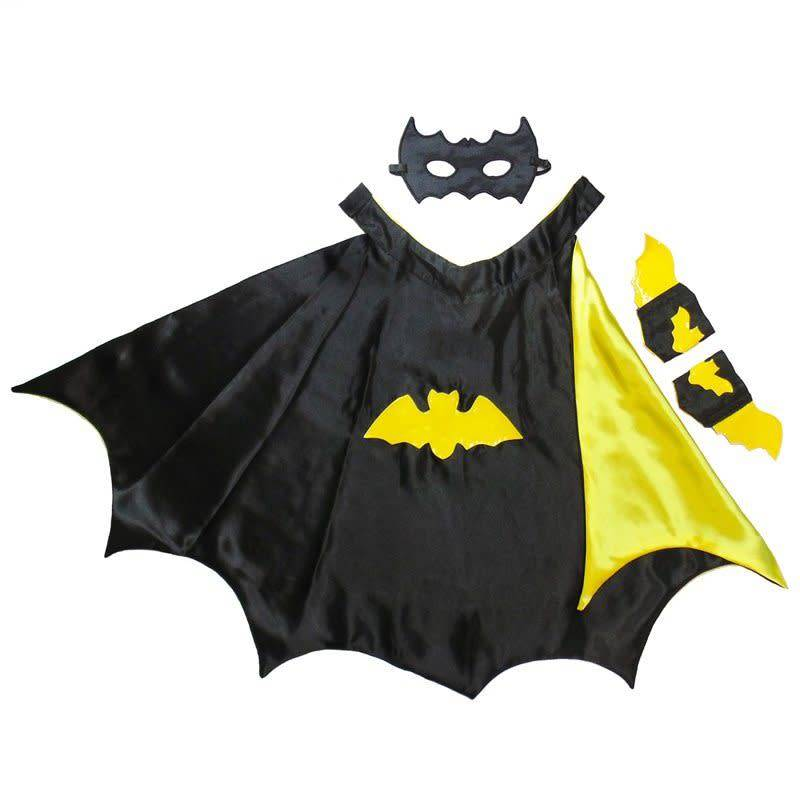 Bat Cape 4-piece Set (3-4)
