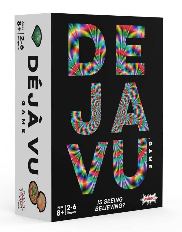 Deja Vu Game by Amigo