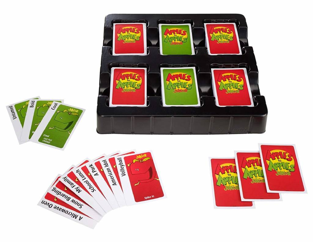 Mattel Apples to Apples Jr Game by Mattel