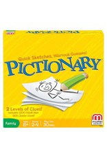 Mattel Pictionary by Mattel