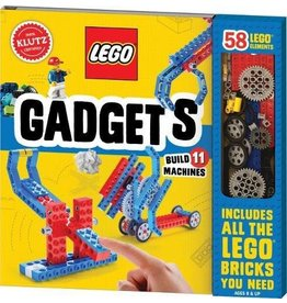 LEGO Gadgets by Klutz