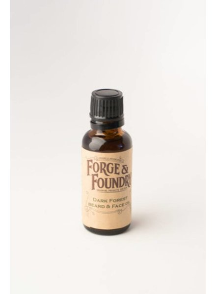 Forge & Foundry beard oil dark forest