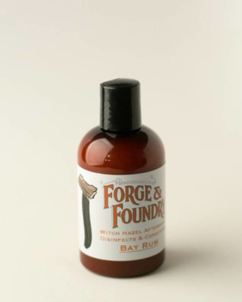 Forge & Foundry witch hazel aftershave bay rum