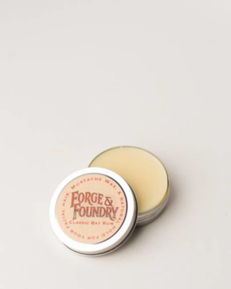 Forge & Foundry wax pomade classic rum