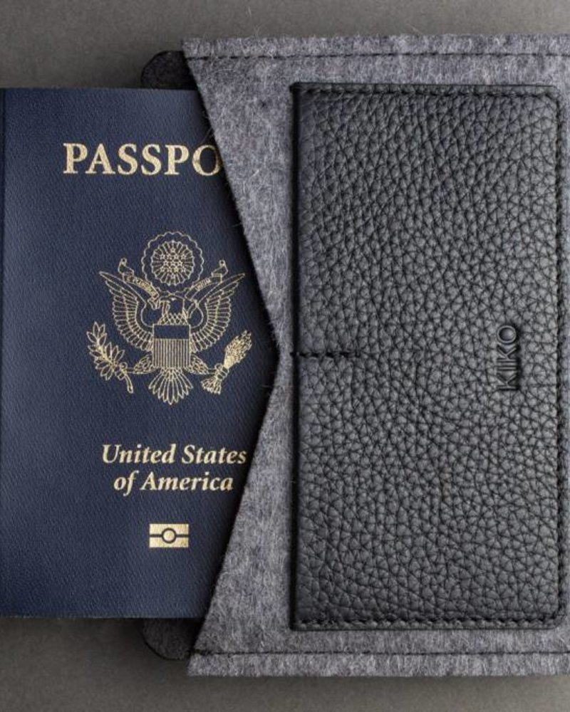 kiko passport holder