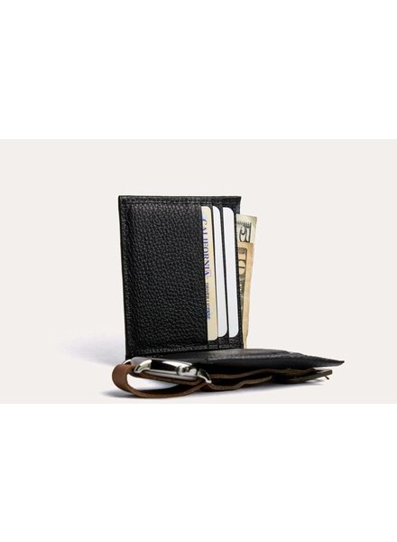 kiko classic leather wallet