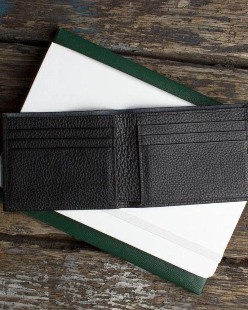 kiko classic leather wallet