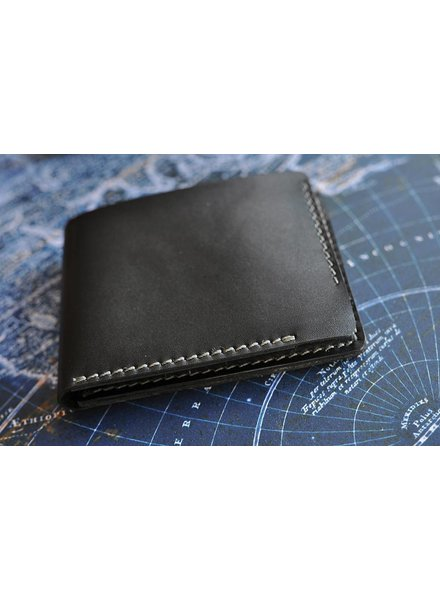 kiko simplistic leather wallet