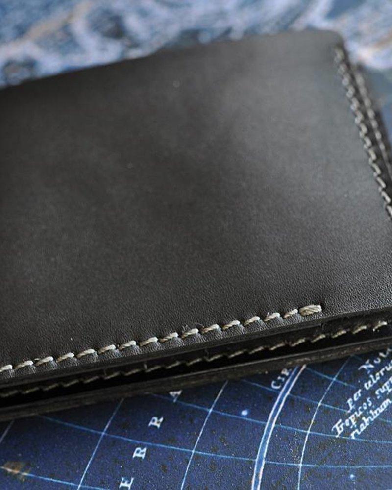 kiko simplistic leather wallet