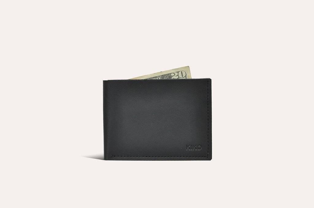 kiko sleek bifold wallet