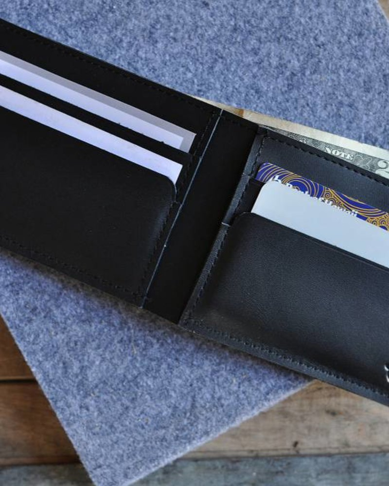 kiko sleek bifold wallet