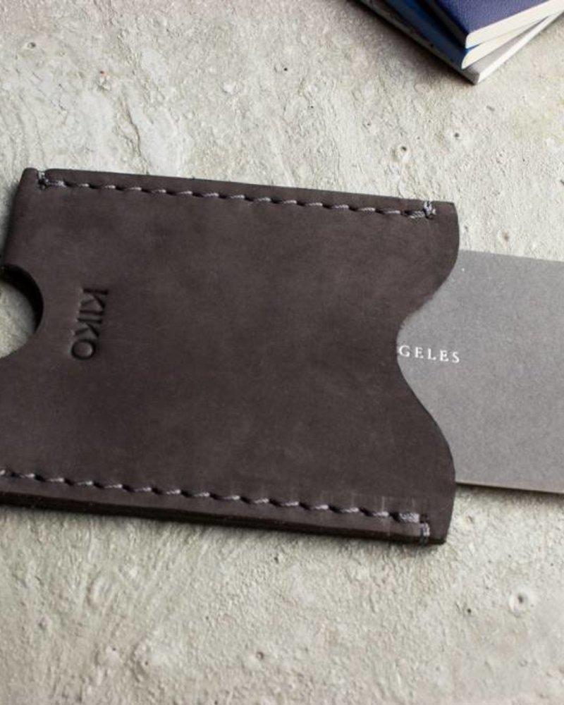 kiko double sided card case
