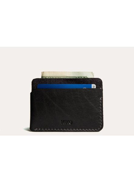 kiko triple pocket card case