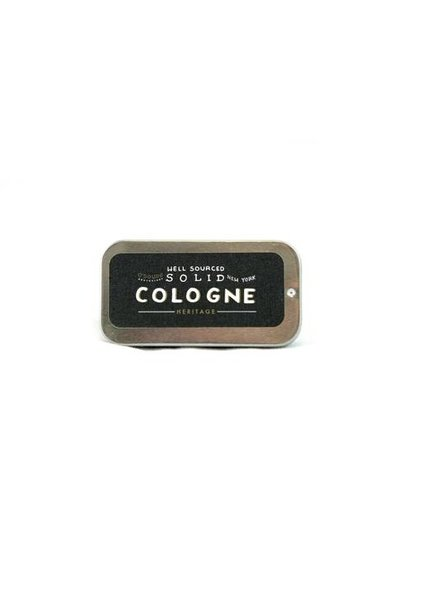 o'douds solid cologne - tobacco rum