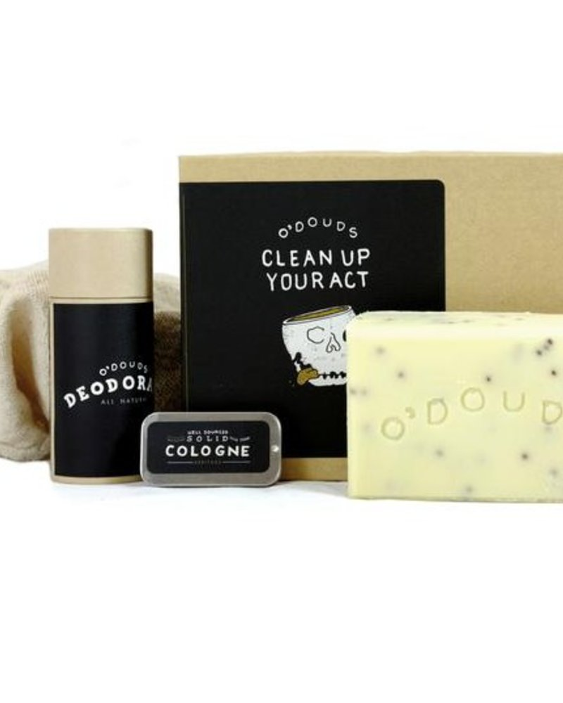 o'douds clean up your act kit