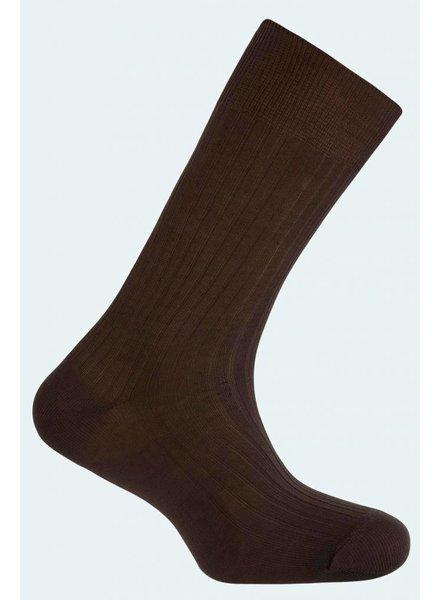 Punto Socks cotton rib