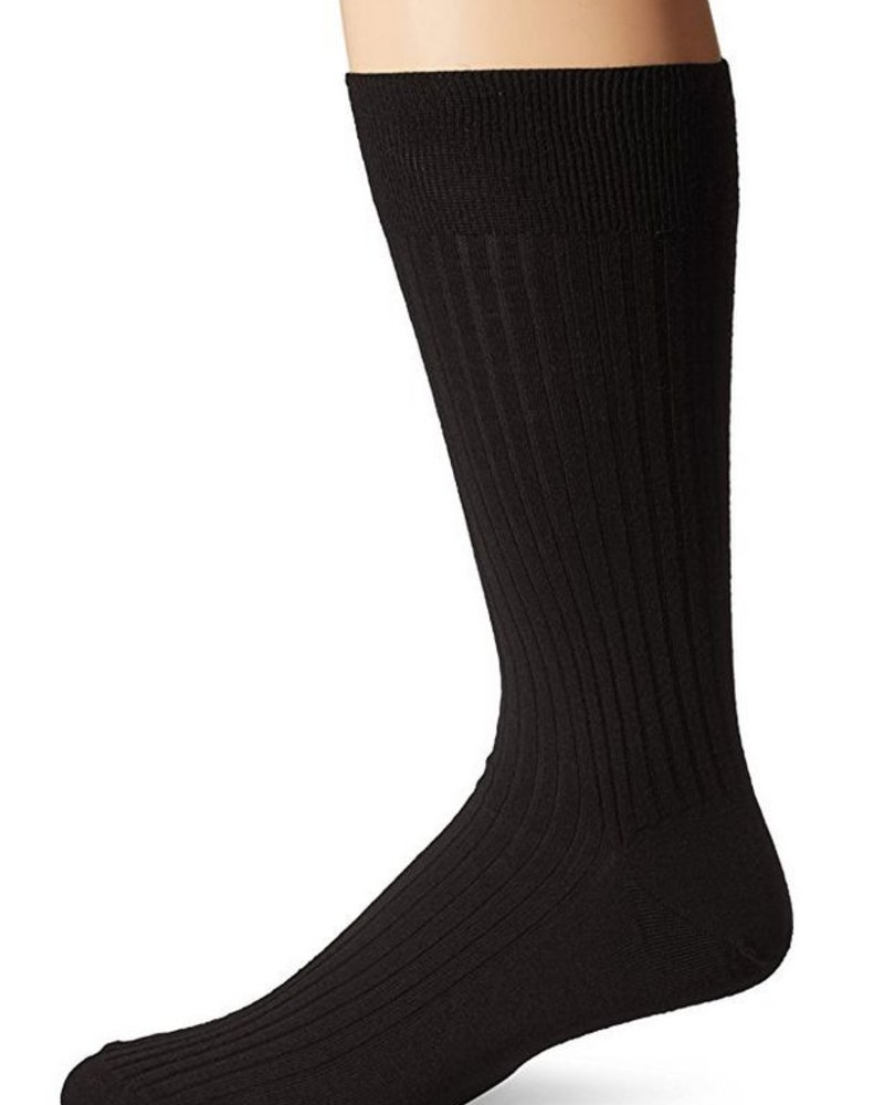 Punto Socks wool rib