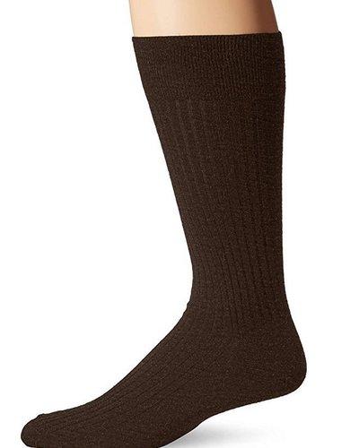 Punto Socks wool rib
