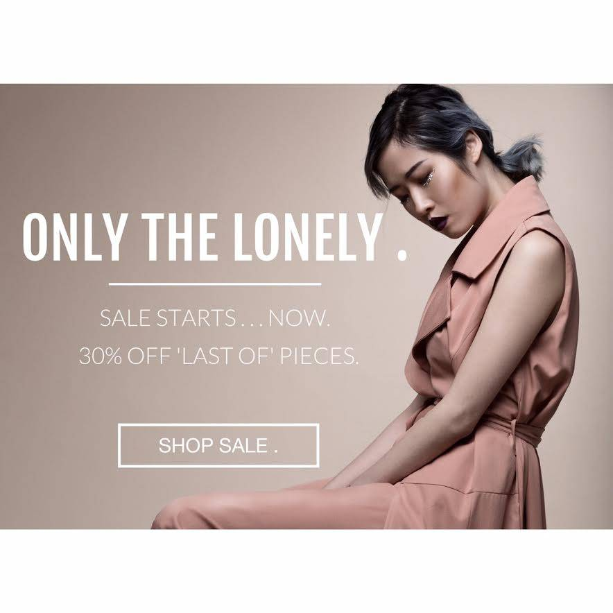 ONLY . THE . LONELY . <3