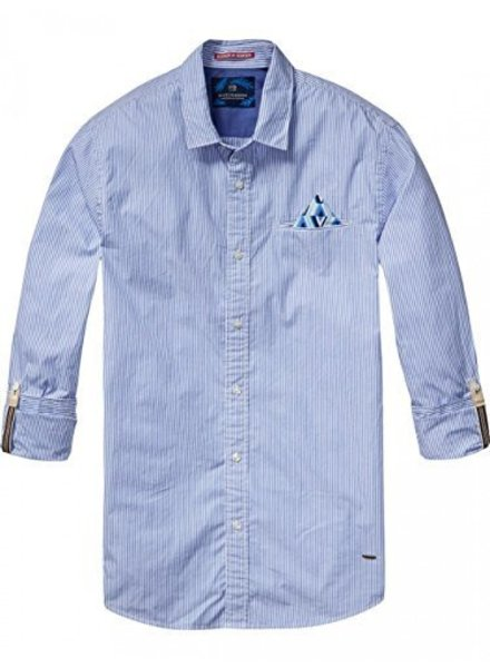Scotch & Soda mini pattered shirt