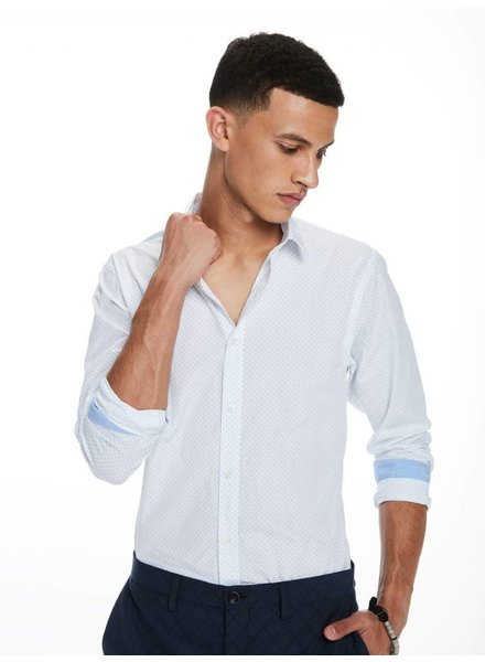 Scotch & Soda classic poplin