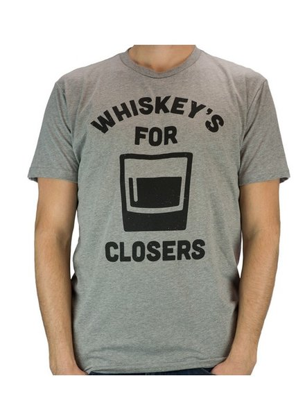 Porch Fly whiskey's for closers