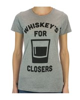 Porch Fly whiskey's for closers - womens
