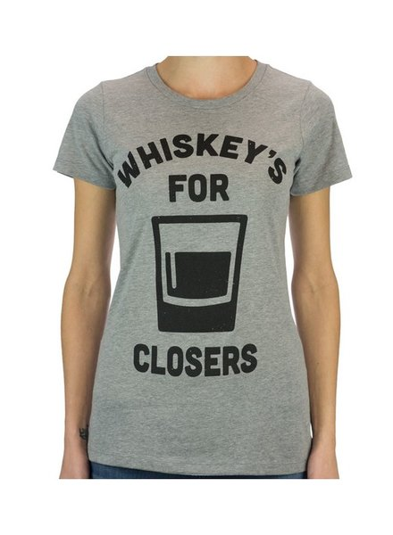 whiskey's for closers - womens