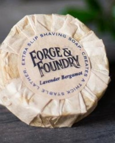 Forge & Foundry shave soap