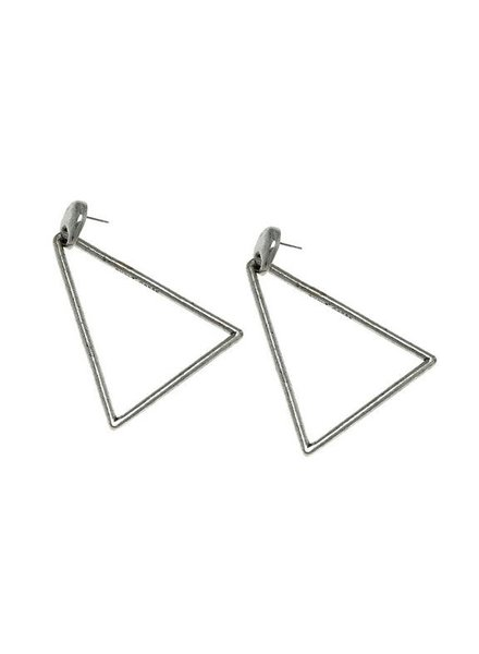 Avant Garde tri earrings