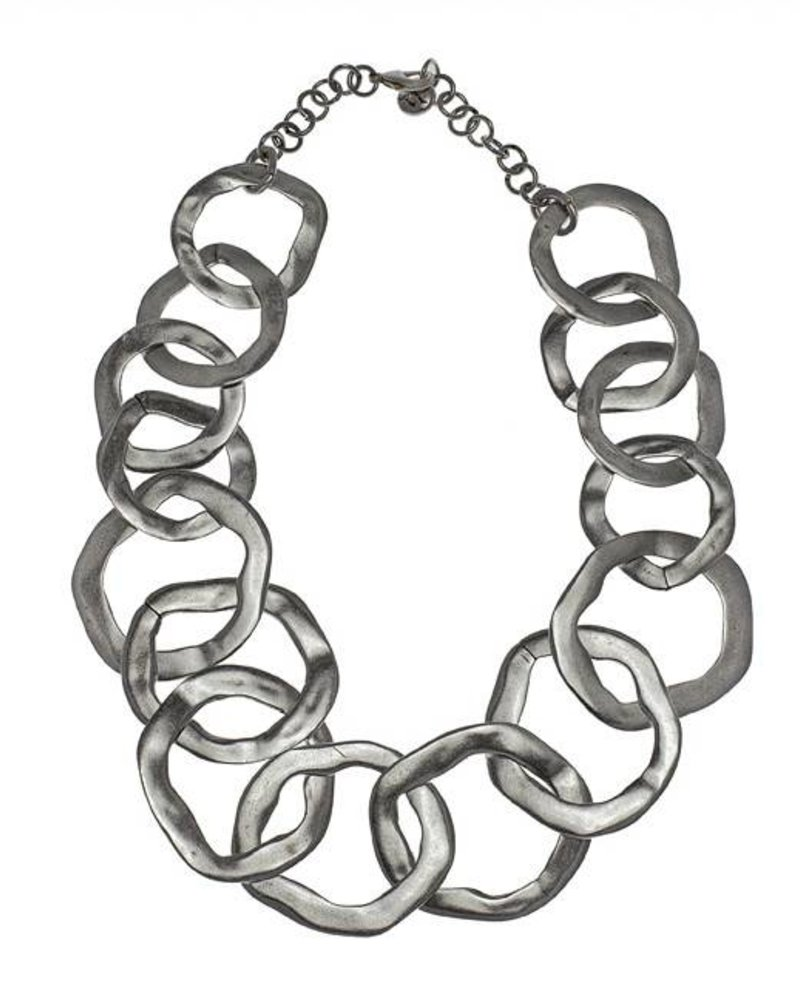 Avant Garde maxi necklace