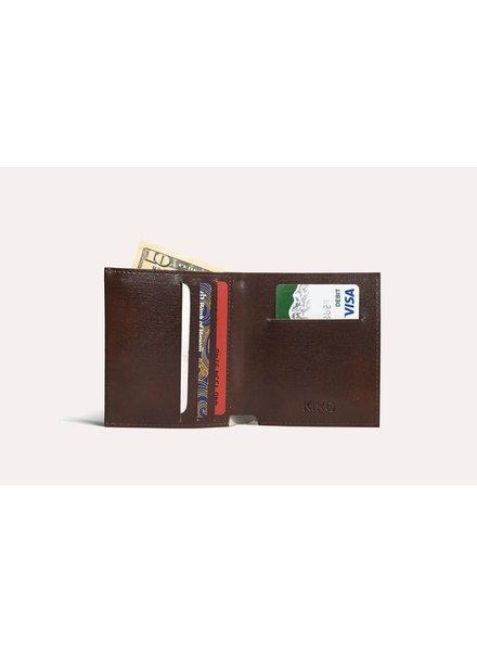 kiko cross hatch wallet