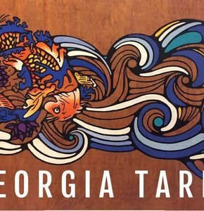 MAY ARTIST - GEORGIA TARDY