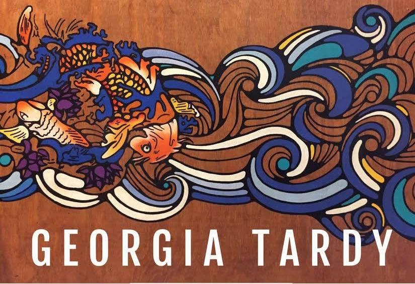 MAY ARTIST - GEORGIA TARDY