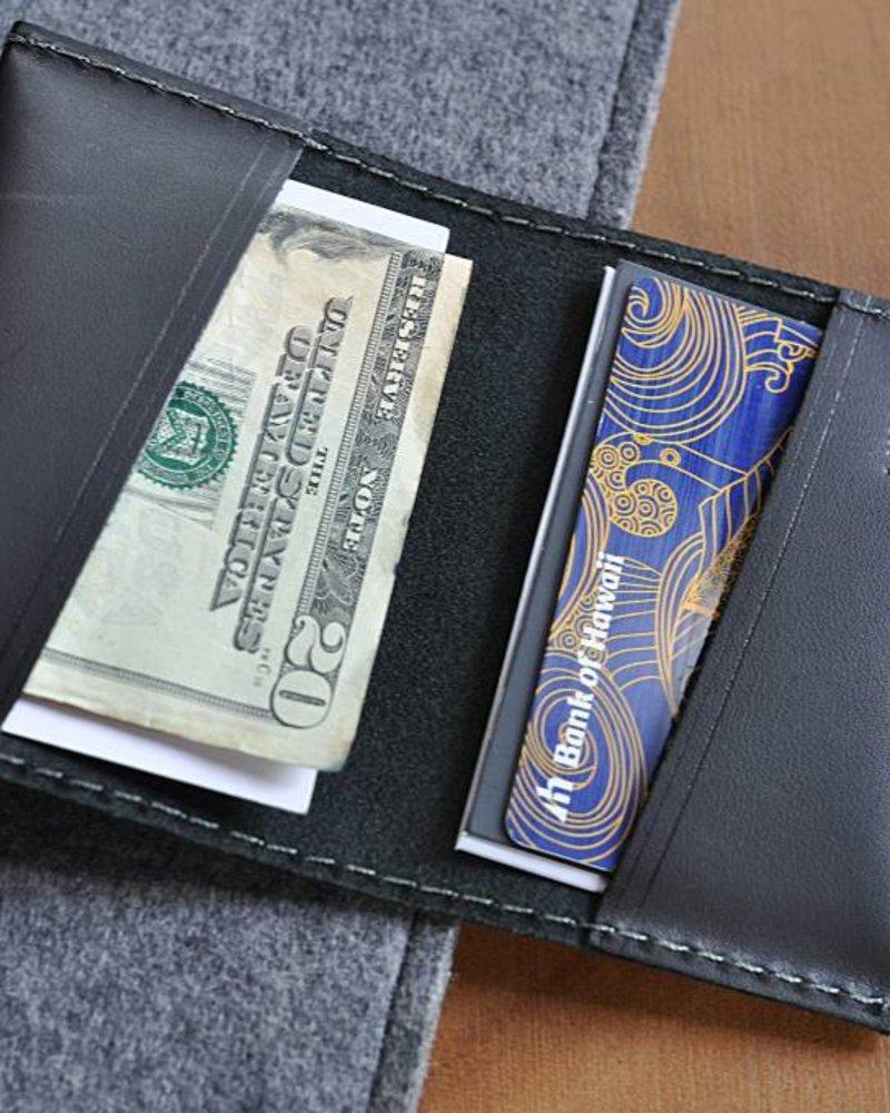 kiko 2 fold card case