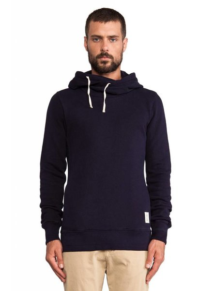 Scotch & Soda TWISTED HOODIE