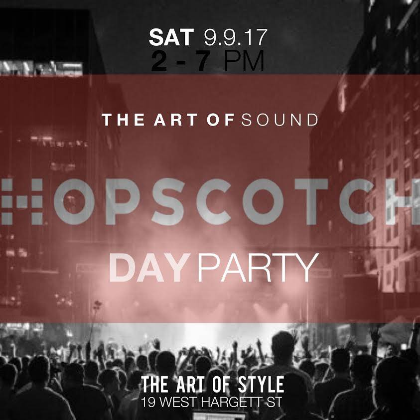 THE ART OF SOUND: A HOPSCOTCH DAY PARTY
