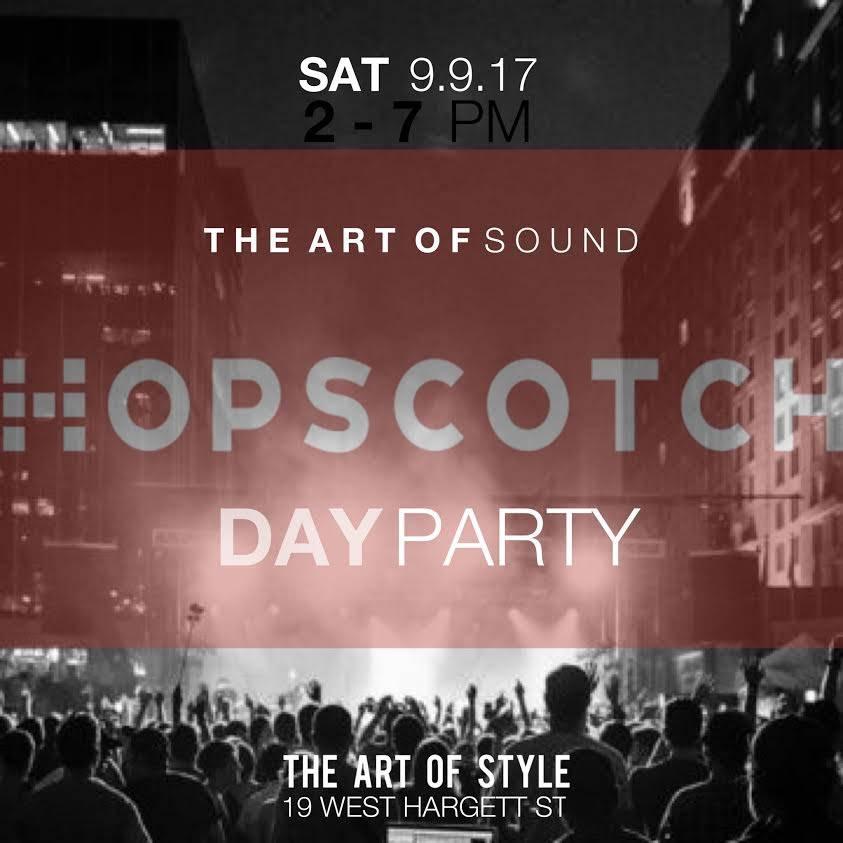 THE ART OF SOUND: A HOPSCOTCH DAY PARTY