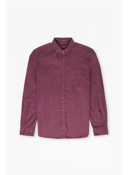 French Connection LIGHTWEIGHT PEACHED OXFORD