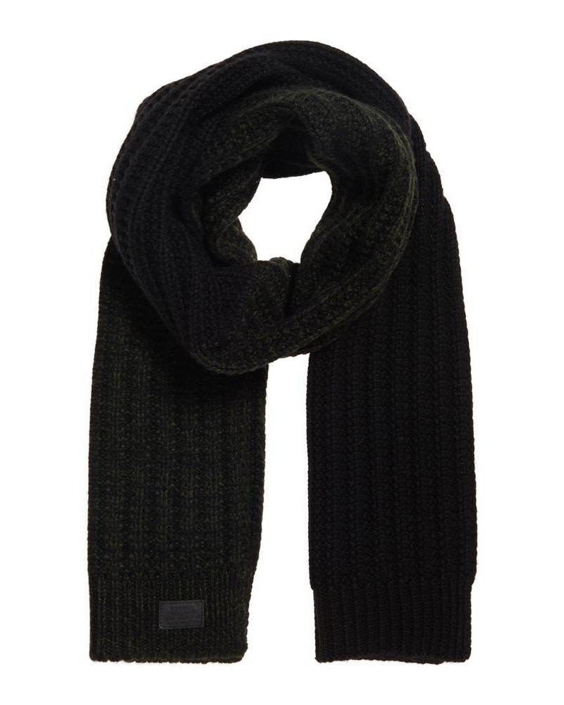 superdry BLOCK SCARF