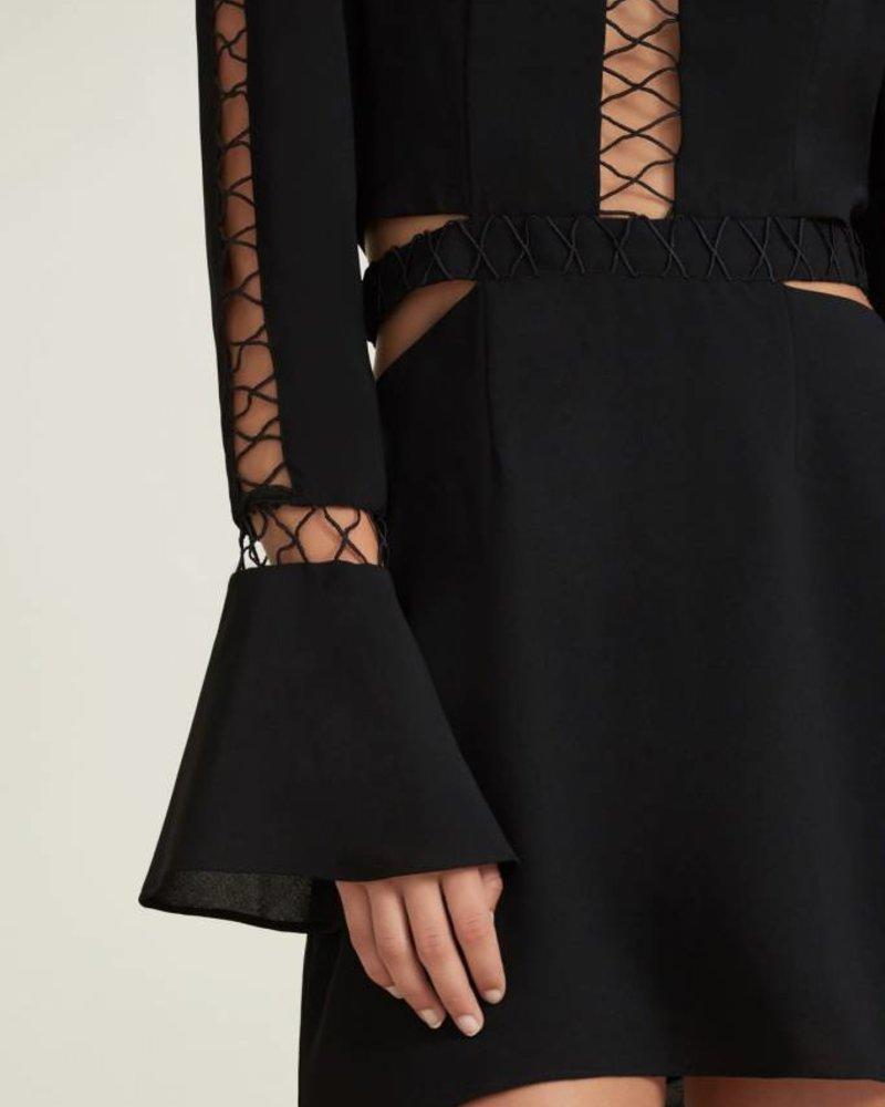 Finders Keepers BORDERLINES DRESS