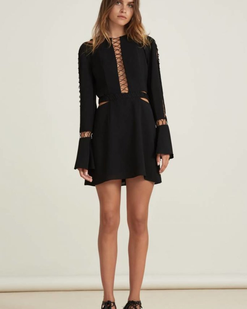 Finders Keepers BORDERLINES DRESS