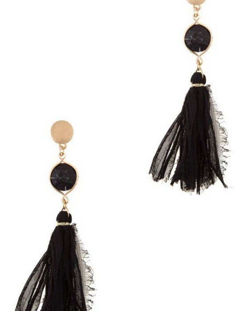 the art of style TASSLE ALONG